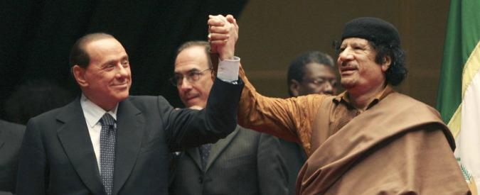 Trattato Berlusconi-Gheddafi, anagrafe statale non completata in Libia: ministero dell'Interno citato per danni