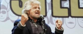 """M5s, Grillo contro il Tg1: """"Censura Raggi, dopo la Perego uno scherzo mandare Orfeo a pulire i bagni di viale Mazzini"""""""