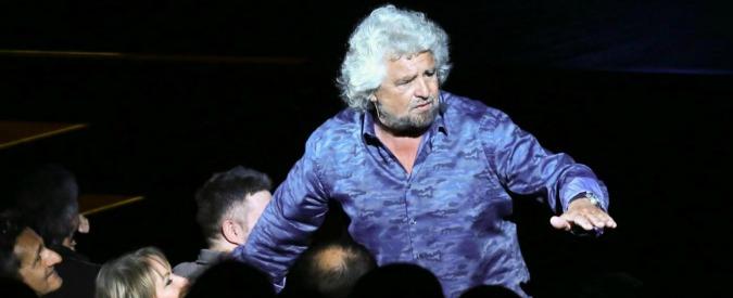 """Beppe Grillo sul sindaco di Londra: """"Voglio vedere quando si fa saltare a Westminster"""". Giachetti: """"Non fa ridere"""""""