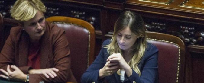 """Maria Elena Boschi ai pm di Potenza: """"Nessuna pressione su di me, solo volontà del governo"""""""