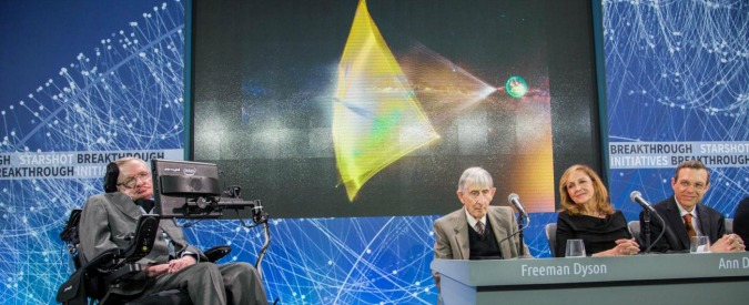 Stephen Hawking, il sogno di Alpha Centauri da raggiungere in appena 20 anni di viaggio