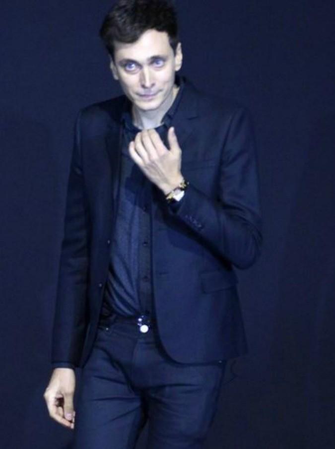 Saint Laurent, Hedi Slimane lascia la direzione creativa della maison francese