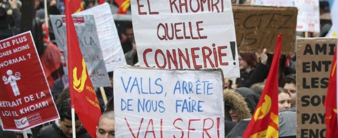 """Francia, il Jobs Act richiama i """"nuovi Indigné"""". Protesta permanente in place de la Republique (e partiti preoccupati)"""