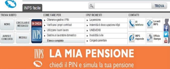 Pensioni, Inps invia 8,5 milioni di buste arancioni. Ma le previsioni sul futuro assegno si basano su ipotesi ottimistiche