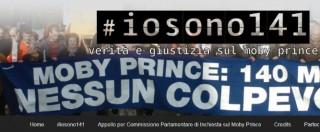 Moby Prince, hacker contro i siti del libro-inchiesta e della campagna #iosono141