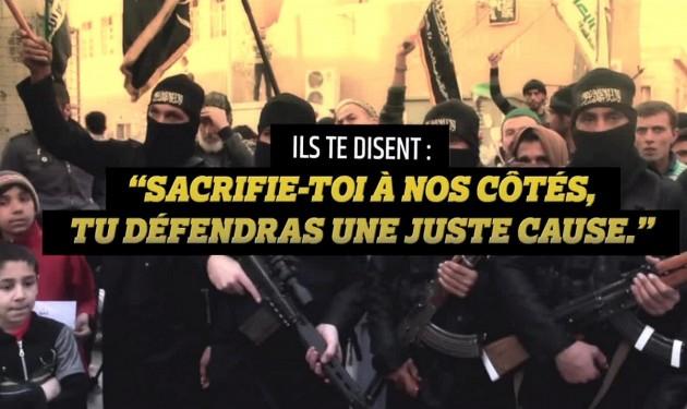 Campagna di prevenzione contro il reclutamento jihadista
