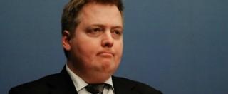 Panama Papers, terremoto in Islanda: il primo ministro coinvolto si dimette