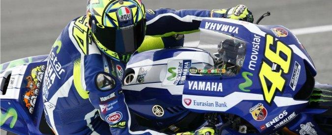 MotoGp Spagna, a Jerez Valentino Rossi in pole position. Dietro Lorenzo e Marquez