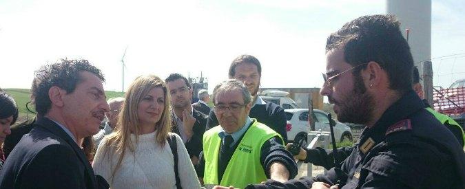 """Tempa Rossa, blitz M5s in Basilicata. """"Perché escluse gare petrolio da codice appalti?"""""""