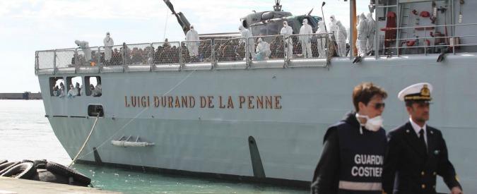 """Dossier su De Giorgi, la Marina Militare: """"Racconta fatti totalmente inesistenti"""""""