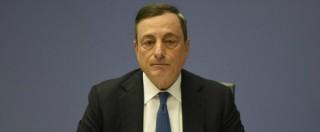 Quantitative easing, in autunno Draghi decide se ridurre gli acquisti di bond. In gioco interessi sul debito e investimenti