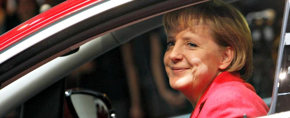Germania, gli incentivi per l'acquisto di auto elettriche saranno di 4 mila euro
