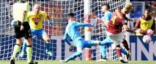 Juventus campione d'Italia grazie alla vittoria della Roma sul Napoli. Che ora rischia il 2° posto