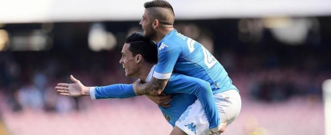 Serie A, risultati e classifica 32° turno: il Napoli risponde alla Juve e tiene in vita il campionato. Crolla la Fiorentina – Video