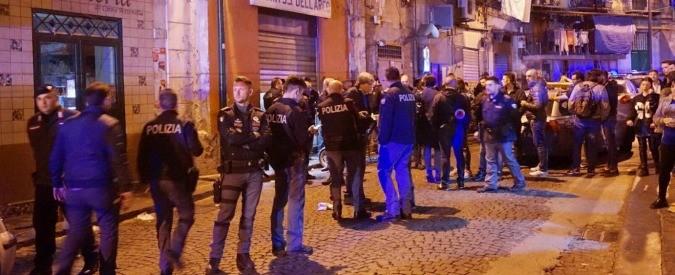 Napoli, il fallimento dello Stato che ha lavorato bene
