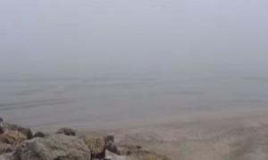 nebbia mare
