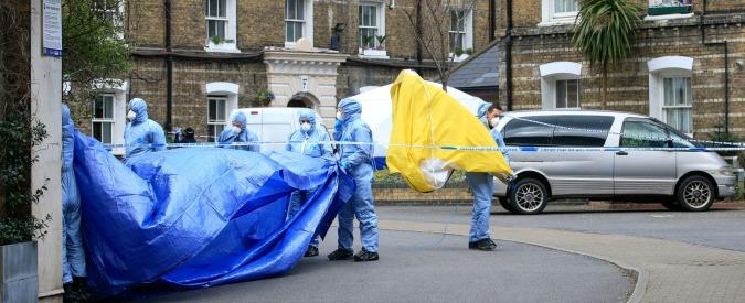 Londra, poliziotto fatto a pezzi, immerso nell'acido, bollito e gettato nel Tamigi: arrestato italiano