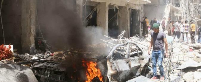 Siria, raid aereo sull'ospedale di Medici senza Frontiere ad Aleppo. Più di 50 vittime, tra cui un medico e tre bambini