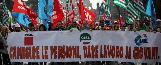 Pensioni, nel primo trimestre giù del 35% i nuovi trattamenti e cala importo medio: 942 euro. Crollano assegni sociali