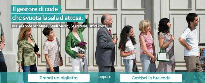 Qathome, app che fa le code per l'utente: dal medico alla banca, fino alla pizzeria