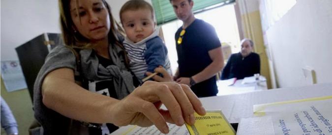 Referendum trivelle, l'affluenza città per città: Matera l'unica a superare il 50 per cento, a Sondrio vota solo uno su 5