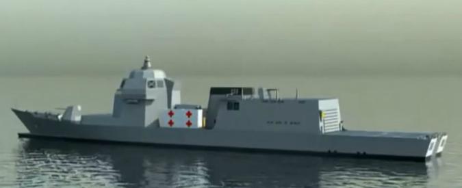 Nave umanitaria o portaerei ora il caso fa arrabbiare il - Nave portaerei ...