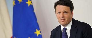 """Inchiesta petrolio, Renzi contro i pm: """"Politica non è subalterna"""". E pensa al bavaglio sulle intercettazioni"""