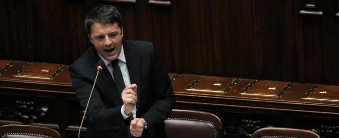 """Riforme, Renzi parla in Aula e le minoranze se ne vanno. """"Riforme bloccheranno teatrini delle opposizioni"""""""