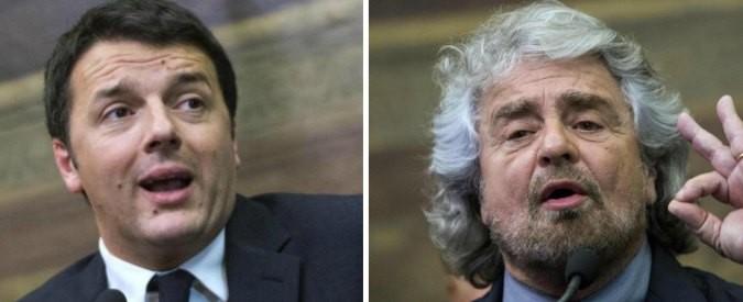 Beppe Grillo è il vero rottamatore, altro che Renzi