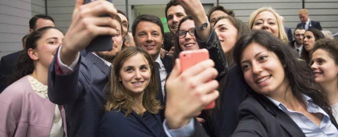 """Renzi: """"Fuga dei cervelli? Retorica trita e ritrita"""". Ma gli italiani che se ne vanno aumentano"""
