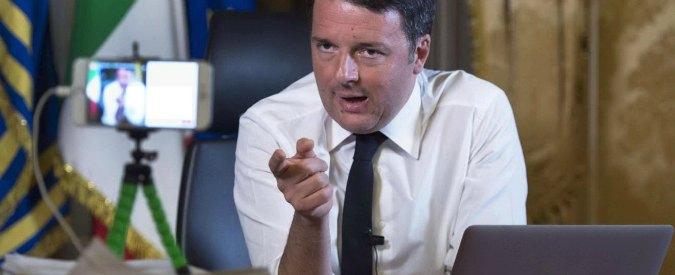 """Petrolio Basilicata, Renzi: """"Guidi ha sbagliato, ma non è governo delle lobby"""""""