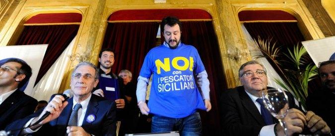 """Noi con Salvini, cantonata a Palermo: """"I migranti sparano"""". Ma l'arrestato è italiano e la vittima del Gambia"""