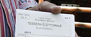 """Referendum, non solo astensione. Sulla affluenza anche l'incognita tessere elettorali """"piene"""""""
