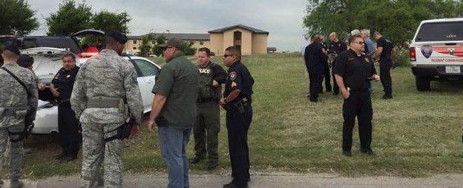 """Texas, sparatoria in una base militare: due morti. """"Omicidio-suicidio"""""""