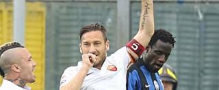 Serie A, risultati e classifica 33° giornata. Poker della Juve al Palermo. Totti salva la Roma: 3 a 3 con l'Atalanta