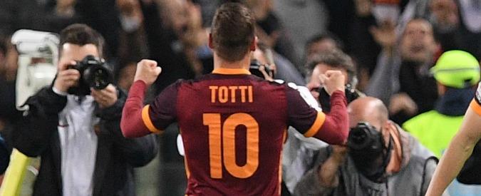 Totti entra, la Roma vince: 4 punti in 2 partite. Rottamarlo sarà un boomerang? L'exit strategy è un patto tra gentiluomini