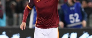 """Francesco Totti, la gaffe della Fifa nel messaggio d'auguri per i 40 anni: """"Buon compleanno Fernando"""""""