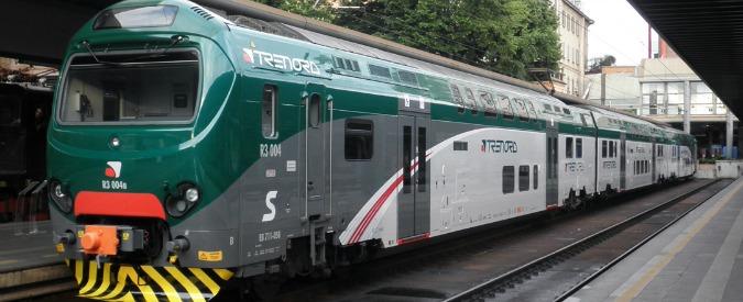 """Regione Lombardia, M5S: """"Treni regionali comprati senza gara d'appalto. Speso mezzo miliardo in 5 anni"""""""