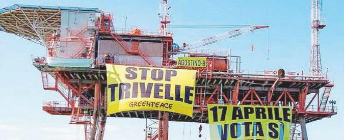 Trivella Edison avvelena la Sicilia: a processo. Il Mise chiede danni per 69 milioni, ma intanto proroga i permessi