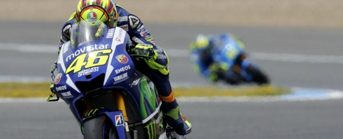 MotoGp Spagna, a Jerez Valentino Rossi in pole davanti a Marquez – DIRETTA