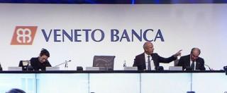 """Veneto Banca affonda la lista dei soci per il cda: """"Sono amici dell'ex ad Consoli, hanno debiti anomali verso istituto"""""""