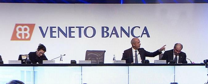 Veneto Banca, 88mila soci verso l'azzeramento. Le chance di rilancio appese al successo dello sbarco in Borsa