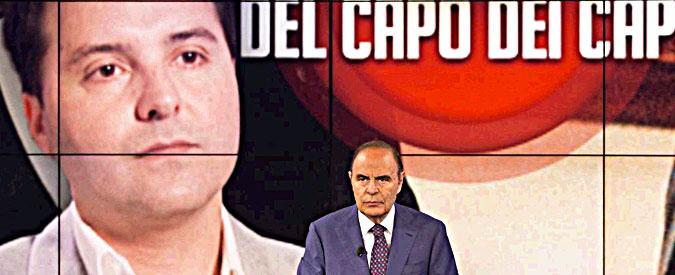 Riina Junior da Vespa, i messaggi del figlio del boss sul palco Rai: dall'attacco ai pentiti alla negazione della mafia
