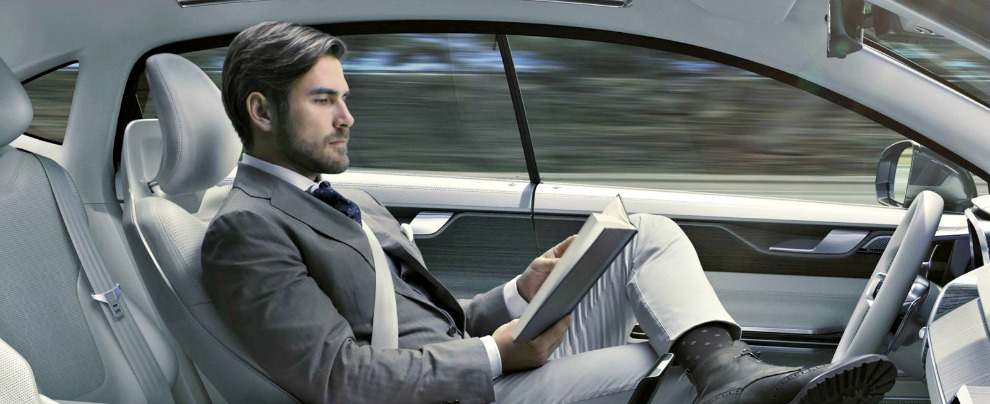 Guida autonoma, nel 2030 la avrà un'automobile su sette