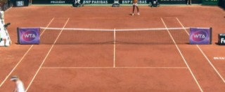 Internazionali d'Italia, Prima giornata: Errani e Schiavone sconfitte. Venus Williams passa il turno – Fotogallery