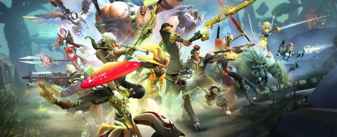 Battleborn, venticinque eroi si affrontano in un FPS fuori di testa