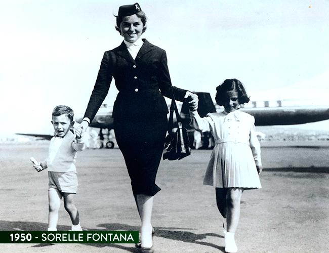 1950 Sorelle Fontana