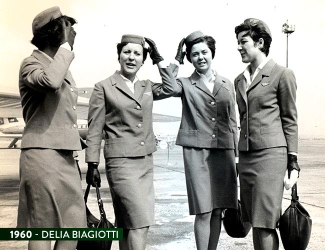 1960 Delia Biagiotti