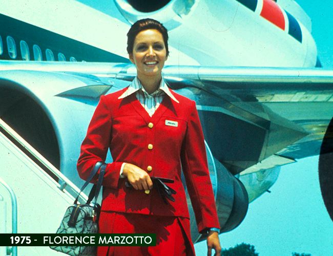 1975 Florence Marzotto
