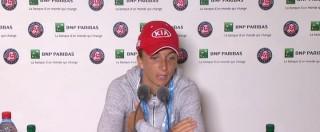 """Roland Garros 2016, Sara Errani dopo la sconfitta: """"Non so che mi succede"""""""